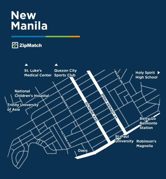 New Manila Quezon City
